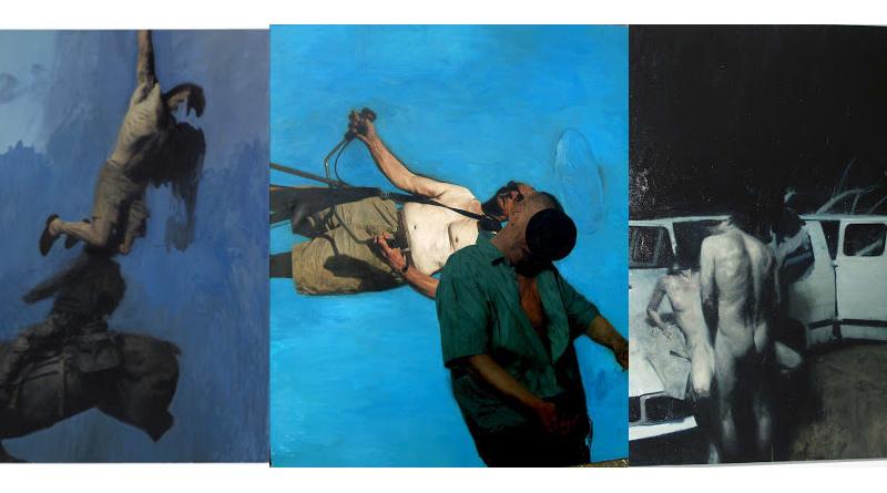 第4回 フィル・ヘイル 〜肖像画家からの脱却、抽象化、繰り返される題材