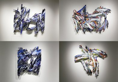 Basement GINZAのオープニングを飾る個展「MEGURU YAMAGUCHI EXHIBITION『SPLITTING HORIZON』」が開催(Ploom Shop 銀座店)