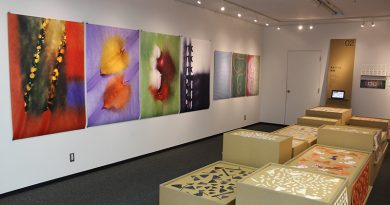 「紙と、インクジェットと、三人のマニアたち。」展が平和紙業 ペーパーボイス東京で開催